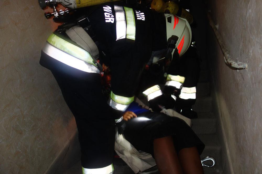 Feuerwehren gehen ins Gefängnis