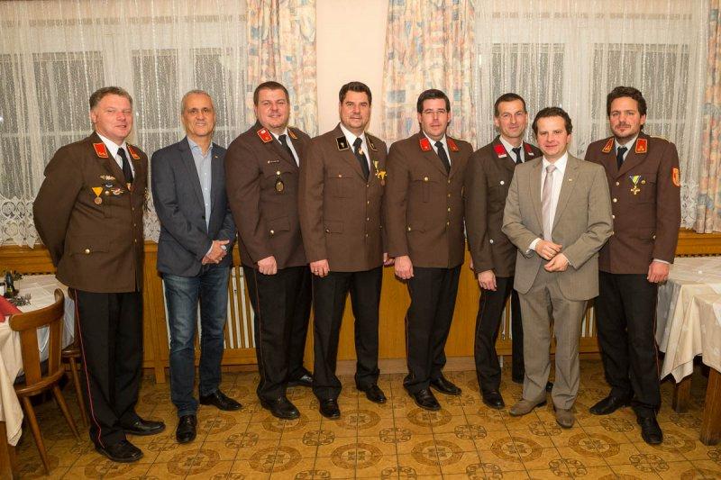 Mitgliederversammlung mit Wahl der FF Kirchberg am Wagram